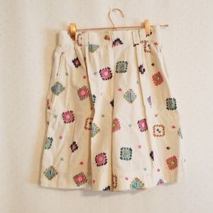 Vintage | Bohemian Shorts